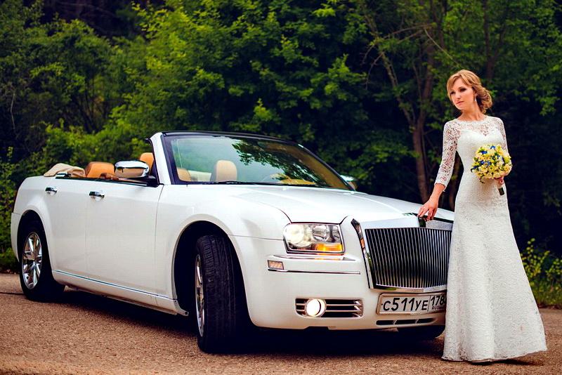 Преимущества использования лимузина на свадебном торжестве